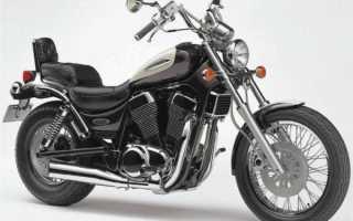 Мотоцикл VS1400GL Intruder (2004): технические характеристики, фото, видео