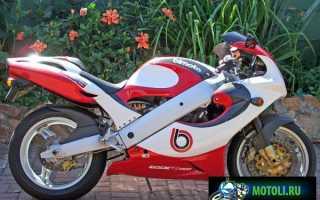 Мотоцикл SB6 (1994): технические характеристики, фото, видео