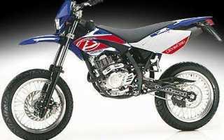 Мотоцикл Caballero Motard 125 Air (2009): технические характеристики, фото, видео
