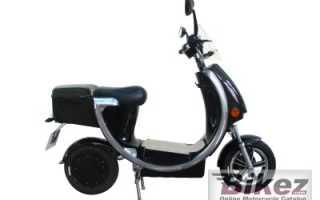 Мотоцикл City 80L (2010): технические характеристики, фото, видео