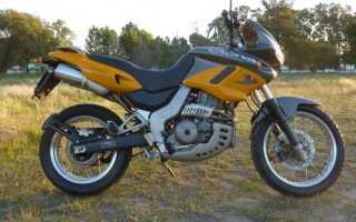 Мотоцикл Canyon 600 (1996): технические характеристики, фото, видео
