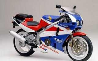 Мотоцикл CBR400F Endurance (1984): технические характеристики, фото, видео