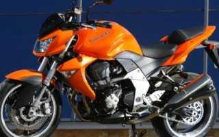 Мотоцикл GPZ 1000 RX 1988: технические характеристики, фото, видео
