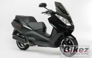 Мотоцикл Satelis 125 RS (2010): технические характеристики, фото, видео