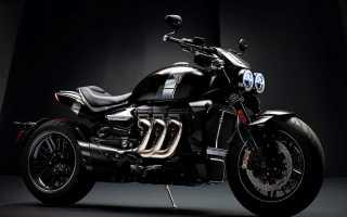 Мотоцикл A 75 Rocket 3: технические характеристики, фото, видео