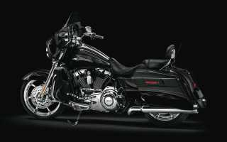 Мотоцикл FLHXSE3 CVO Street Glide (2012): технические характеристики, фото, видео