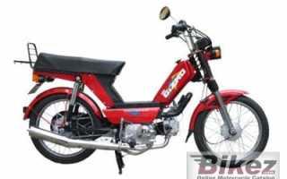 Мотоцикл Gizmo (2006): технические характеристики, фото, видео