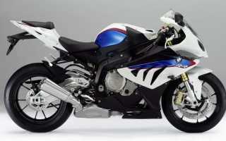 Мотоцикл S1000RR (2010): технические характеристики, фото, видео