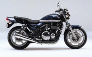 Мотоцикл Zephyr 1100 1992: технические характеристики, фото, видео