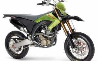 Мотоцикл BX570 Motard (2008): технические характеристики, фото, видео