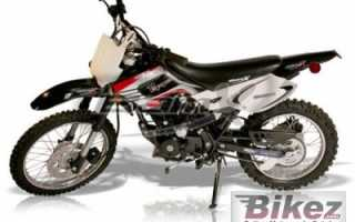 Мотоцикл BX150-DB Voyager (2009): технические характеристики, фото, видео
