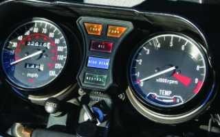 Мотоцикл GL650 Silverwing Interstate (1983): технические характеристики, фото, видео