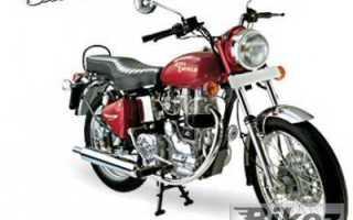 Мотоцикл Bullet Electra 350 (2004): технические характеристики, фото, видео