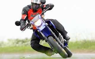 Мотоцикл Motard 125 BXM (2011): технические характеристики, фото, видео