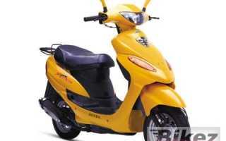 Мотоцикл BD 50QT-4 (2007): технические характеристики, фото, видео