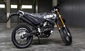 Мотоцикл Motard 200 DD: технические характеристики, фото, видео
