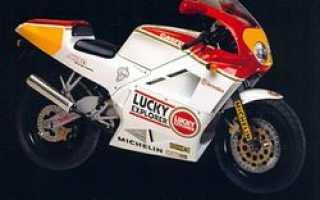 Мотоцикл Mito I Racing Lucky Explorer (1991): технические характеристики, фото, видео