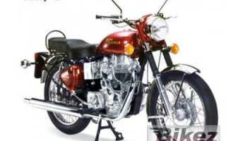 Мотоцикл Bullet Sixty-5 (2004): технические характеристики, фото, видео