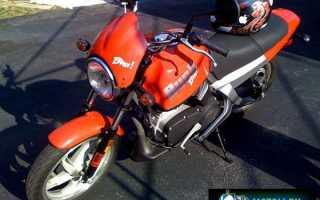 Мотоцикл Blast (2000): технические характеристики, фото, видео