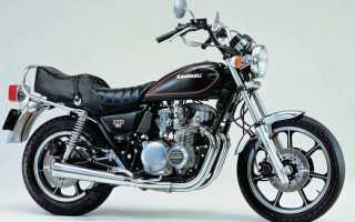 Мотоцикл 550 LTD (2011): технические характеристики, фото, видео