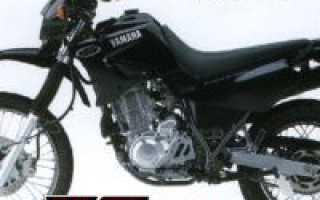 Мотоцикл XT600Z Ténéré 3AJ (1988): технические характеристики, фото, видео