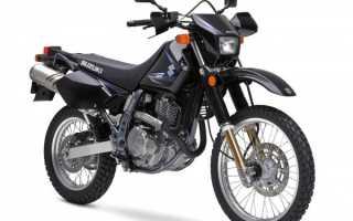 Мотоцикл DR650RS (1990): технические характеристики, фото, видео