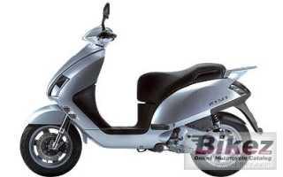 Мотоцикл JetSet 50 (2008): технические характеристики, фото, видео