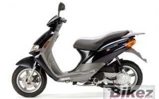 Мотоцикл Atlantis City 50 2T (2010): технические характеристики, фото, видео