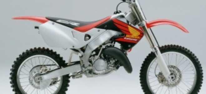 Мотоцикл ST 125 Y Cross 2003: технические характеристики, фото, видео