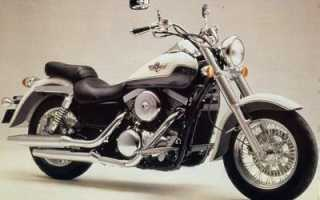 Мотоцикл Vulcan 1500 Mean Streak 2002: технические характеристики, фото, видео