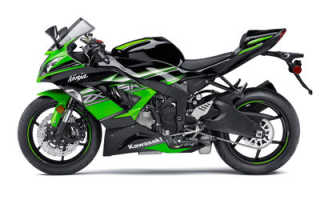 Мотоцикл ZX-636R Ninja 2004: технические характеристики, фото, видео