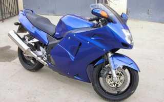 Мотоцикл CBR1100XX Super Blackbird (1999): технические характеристики, фото, видео