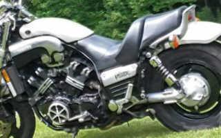 Мотоцикл VMX 1200 V-Max 2003: технические характеристики, фото, видео
