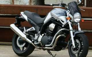 Мотоцикл BT 1100 Bulldog: технические характеристики, фото, видео