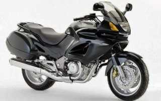 Мотоцикл NT650V Deauville (2002): технические характеристики, фото, видео