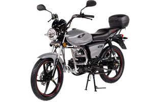 Мотоцикл Kee 110 (2013): технические характеристики, фото, видео