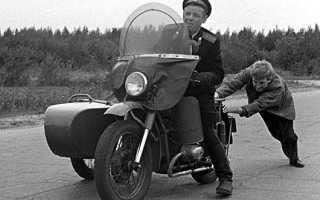 Мотоцикл R67/3 (с коляской) (1955): технические характеристики, фото, видео