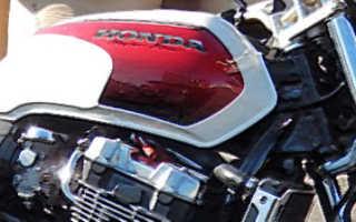 Мотоцикл CB1300 Super Four (1997): технические характеристики, фото, видео