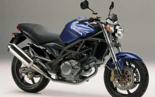 Мотоцикл V-Raptor 650 (2001): технические характеристики, фото, видео
