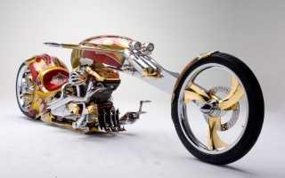 Самый дорогостоящий мотоцикл в мире: технические характеристики