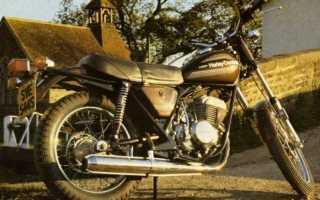 Мотоцикл SST 250 (1978): технические характеристики, фото, видео