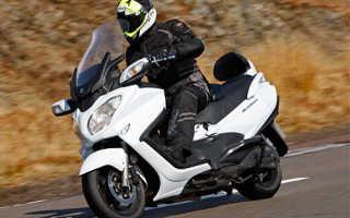Мотоцикл AN650 Burgman (2011): технические характеристики, фото, видео
