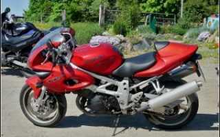 Мотоцикл TL1000S (1999): технические характеристики, фото, видео