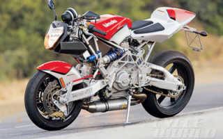 Мотоцикл Tesi 2D Millennium (2004): технические характеристики, фото, видео