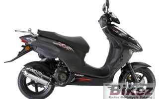 Мотоцикл ARN 125 (2010): технические характеристики, фото, видео